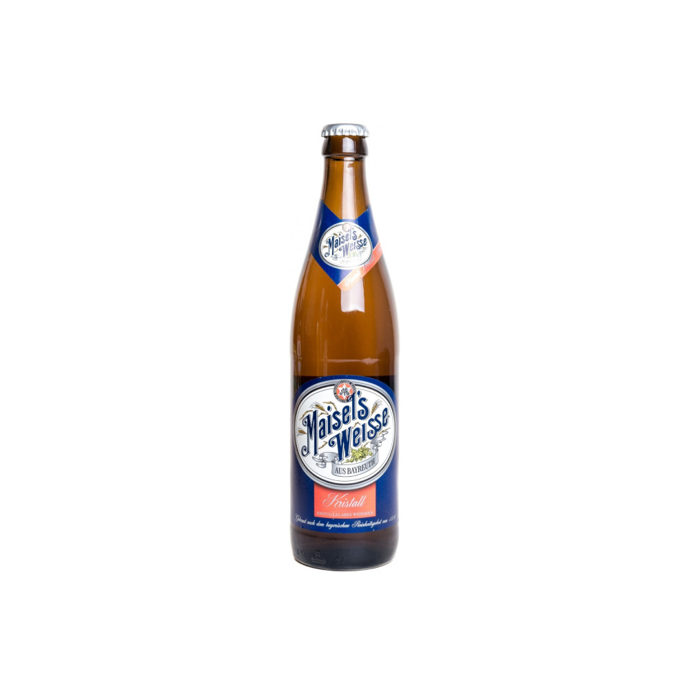 MAISEL'S WEISSE 0% Alc.